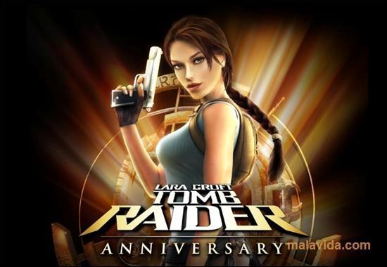 Tomb Raider Anniversary est une reprise de ...