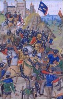 A quelle guerre participe Jeanne d'Arc ?