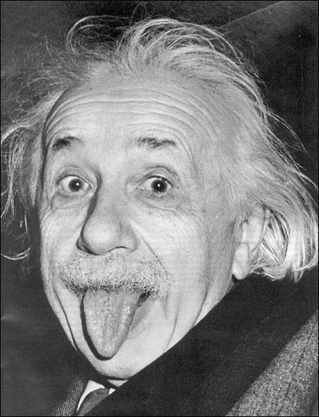 Albert Einstein, physicien de talent, a formulé, dans le cadre de la relativité restreinte, l'équation E=mc². Quelle est la signification de cette équation ?