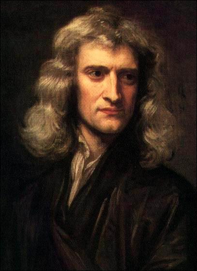 Sir Isaac Newton est, entre autres, un philosophe, mathématicien, physicien anglais. Il découvre, avec un autre mathématicien, le calcul infinitésimal. Qui est-ce ?