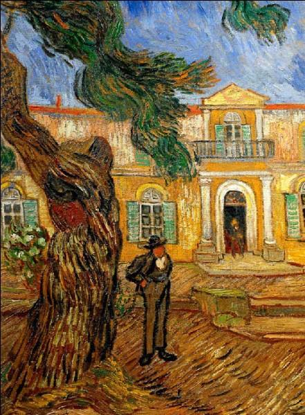 Quand les premières crises de folie de van Gogh ont-elle débuté ?