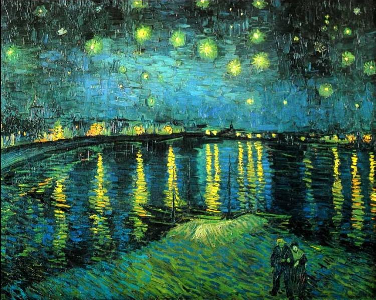 Combien a-t-il peint de toiles durant sa vie ?