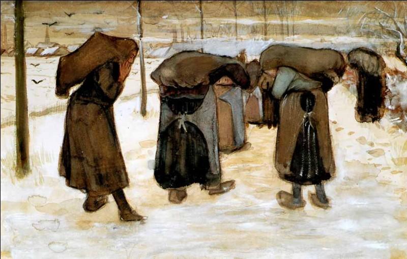 Où est né Vincent van Gogh en 1853 ?