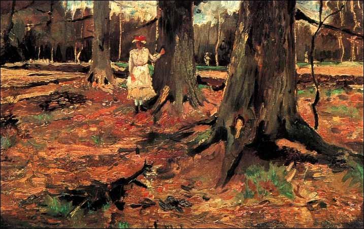 Quelle était la profession de son père, Thédorus van Gogh ?