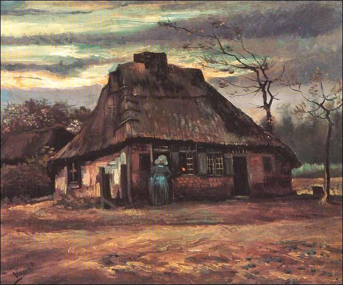 Quelle fut la première profession de van Gogh ?