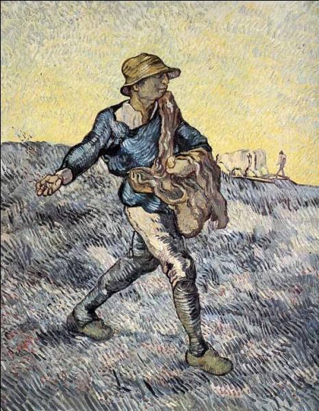 Van Gogh a peint beaucoup de scènes de la vie paysanne, qui l'en a inspiré ?