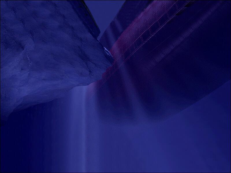 À quelle heure le paquebot a-t-il heurté l'iceberg ?
