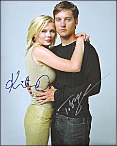 Dans quel film Kirsten Dunst et Tobey Maguire ont été vus ?