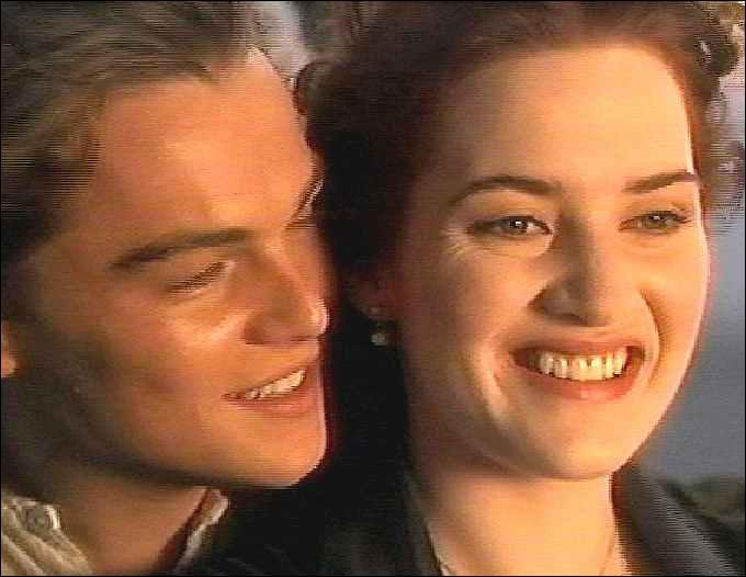 Dans que film Kate Winslet et Leonardo DiCaprio ont été vus ?