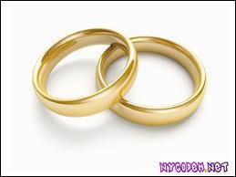 ... porte-t-on la bague de mariage à l'annulaire de la main gauche