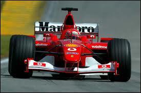 Avec un litre d'essence, quelle distance parcourt une voiture de Formule 1 ?