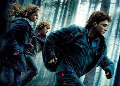 Harry Potter et les Reliques de la Mort ( 2e partie)