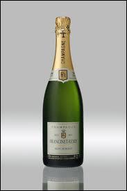 Quel est le seul cépage utilisé pour produire du Champagne 'Blanc de blanc' ?