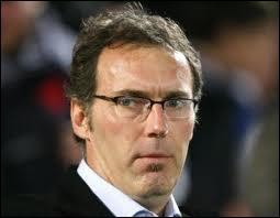 En quelle année le footballeur Laurent Blanc est-il né à Alès ?