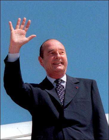 Pourquoi le 14 juillet 2002 est une date spéciale pour Jacques Chirac ?