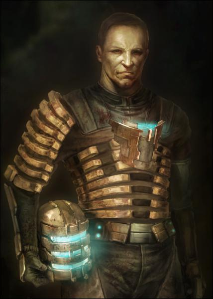 Comment se nomme le personnage incarné par le joueur dans la série Dead Space ?