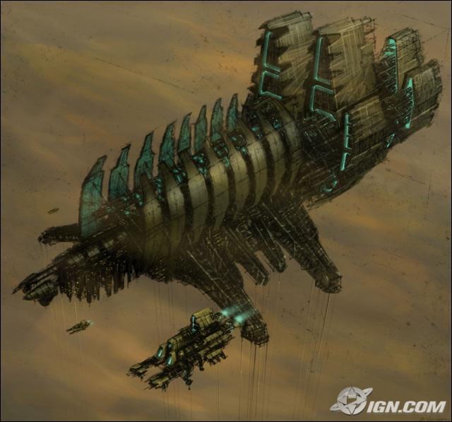 Quel est le nom du vaisseau de Dead Space premier du nom ?