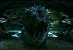 Quelle est cette monstrueuse créature ?