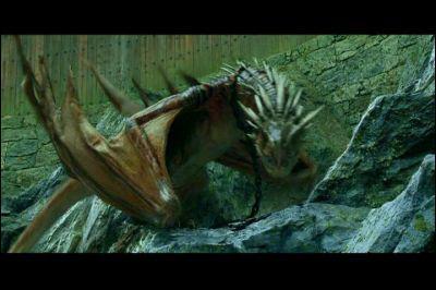 Quand est-ce que Harry affronte ce dragon ?