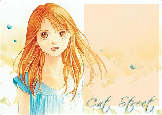 Cat street est un Shojo manga édité en France; par quelle maison d'édition ?