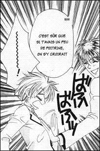 De quel manga est tirée cette scène ?