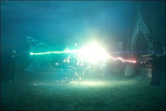 HP4-Quel sort lance Harry ?