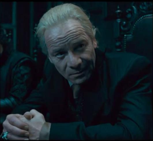 Que des HP7-Quel personnage important dans le livre n'apparaît pas beaucoup dans le film ?
