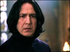 Quel est le patronus de Severus Rogue ?