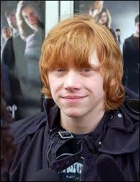 Quel est le patronus de Ronald Bilius Weasley (Ron) ?