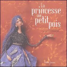 Qui a écrit La princesse au petit pois ?