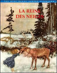 Qui a écrit La reine des neiges ?