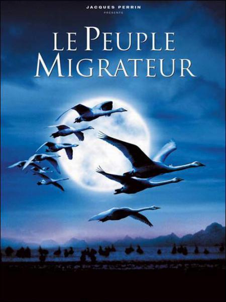 Qu'est-ce qui sert de repère à un oiseau migrateur ?