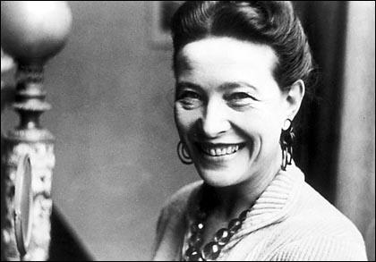 Simone de Beauvoir, célèbre figure du féminisme fut à l'origine de quel 'Manifeste' ?