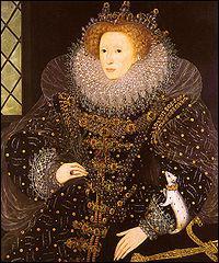 De qui Elisabeth 1ère était-elle la fille ?