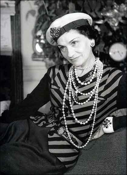 Gabrielle Chanel dite « Coco » débuta sa carrière de couturière dans sa petite boutique parisienne dans laquelle elle confectionnait et vend ait quelle sorte d'articles ? :