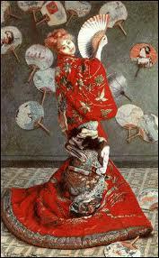 Qui a peint La japonaise ?
