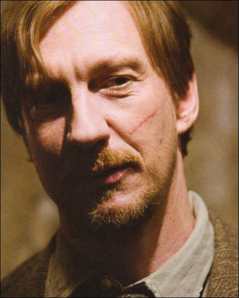 Troisième année : qui Remus J. Lupin connaissait-il ?