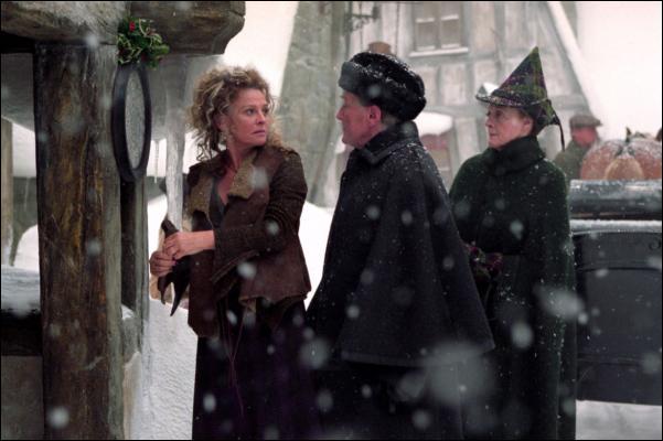 Troisième année : en écoutant aux portes des Trois Balais, que va découvrir Harry ?