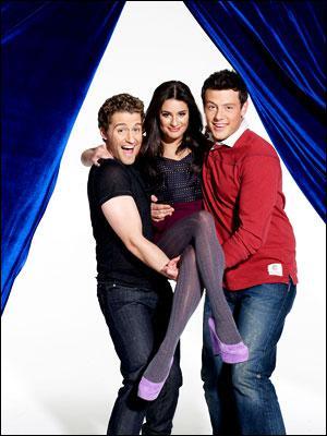 Quel est le vrai nom de Rachel, Will et Finn ?