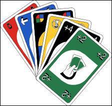 Quel est le nom de ce jeu de cartes multicolores ?