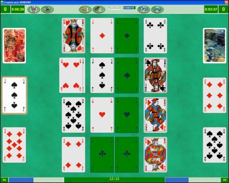Si vous jouez à ce jeu de cartes, vous jouez à...