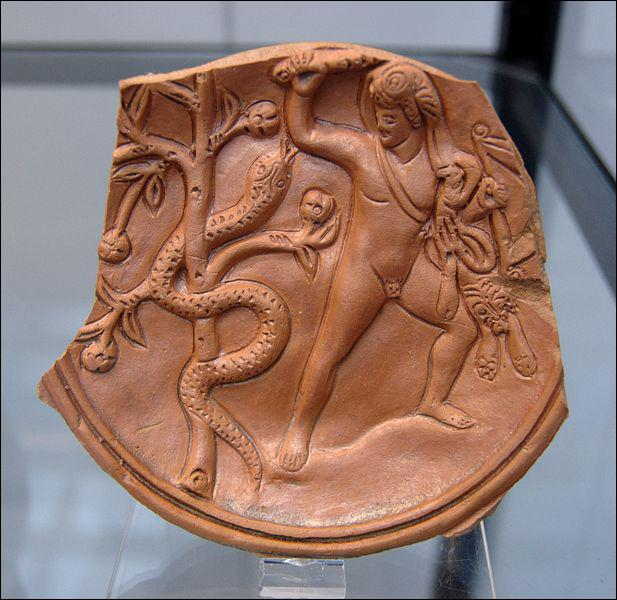 Quizz dragons quiz mythologie - Les pommes d or du jardin des hesperides ...