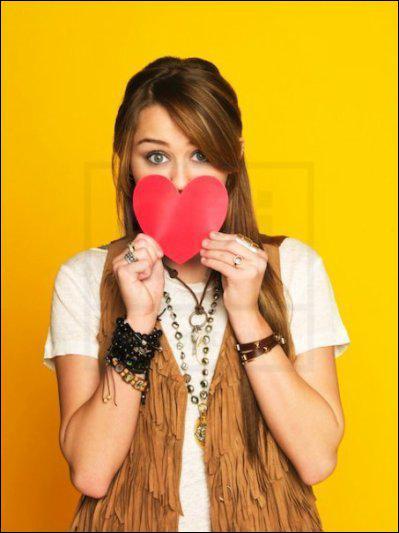 Pour Miley c'est ...