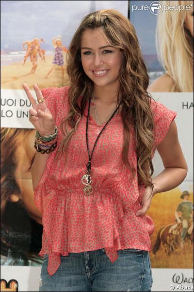 Miley Cyrus a-t-elle déjà chanté en duo avec Justin Bieber ?