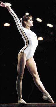 La gymnastique artistique féminine