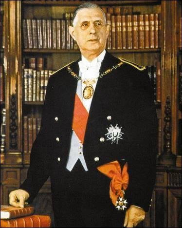 Le 8 Janvier 1959, il est élu Président de la République Française. C'est le premier Président de...