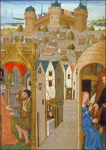 En 1340, la France est le pays le plus peuplé d'Europe occidentale, avec environ 19 millions d'habitants.