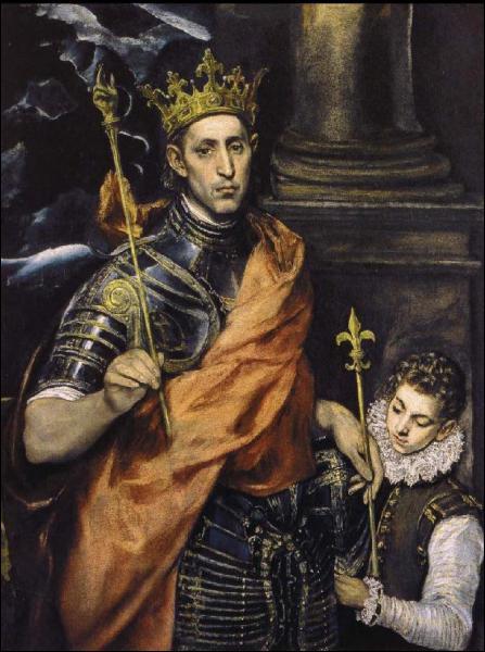 Saint Louis (1226-1270) n'est autre que Louis XI !