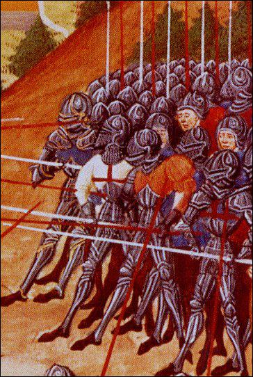 La guerre de Cent Ans a duré 116 ans, entre 1337 à 1453.