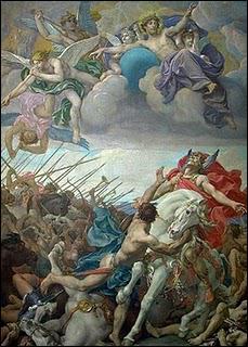 C'est suite à la victoire de Tolbiac que Clovis décide de devenir chrétien, vers l'âge de 30 ans.